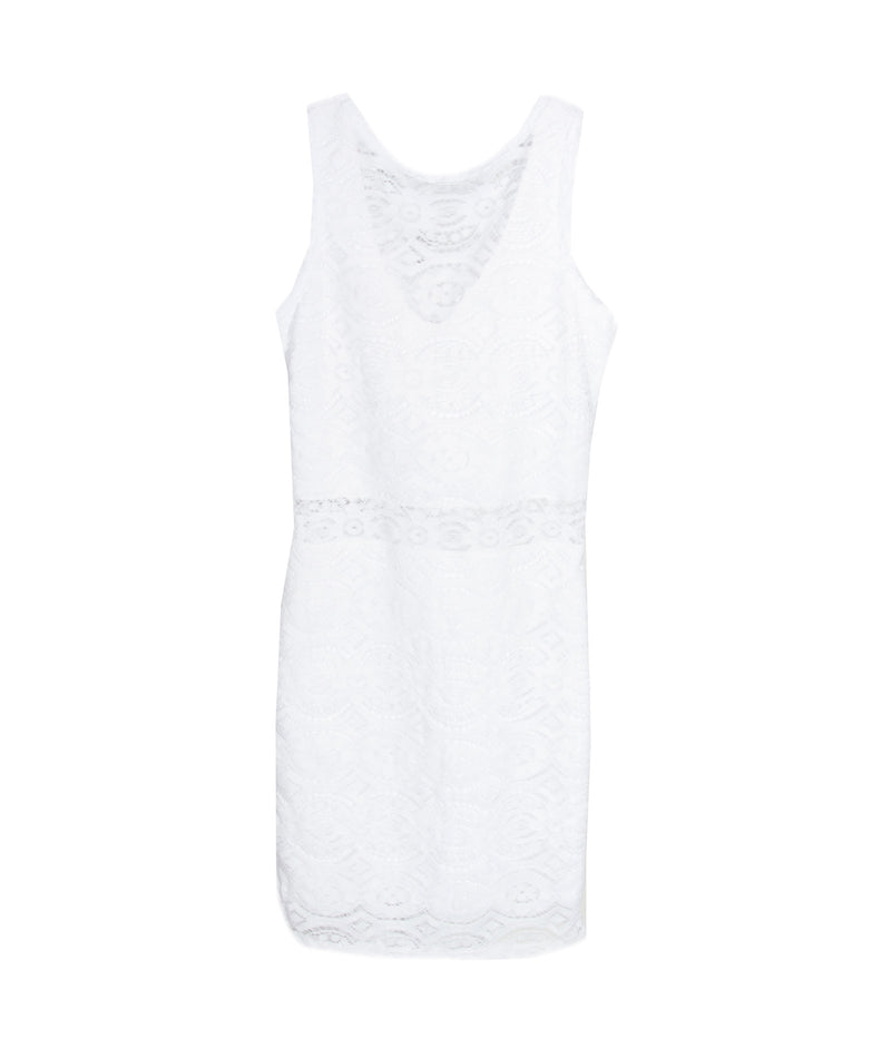 Sally Miller Adriana Dress White