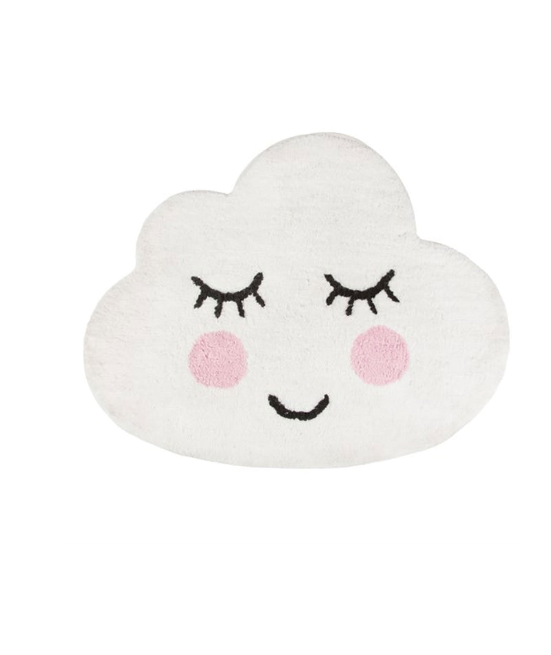 Sass and Belle Smile Cloud Rug