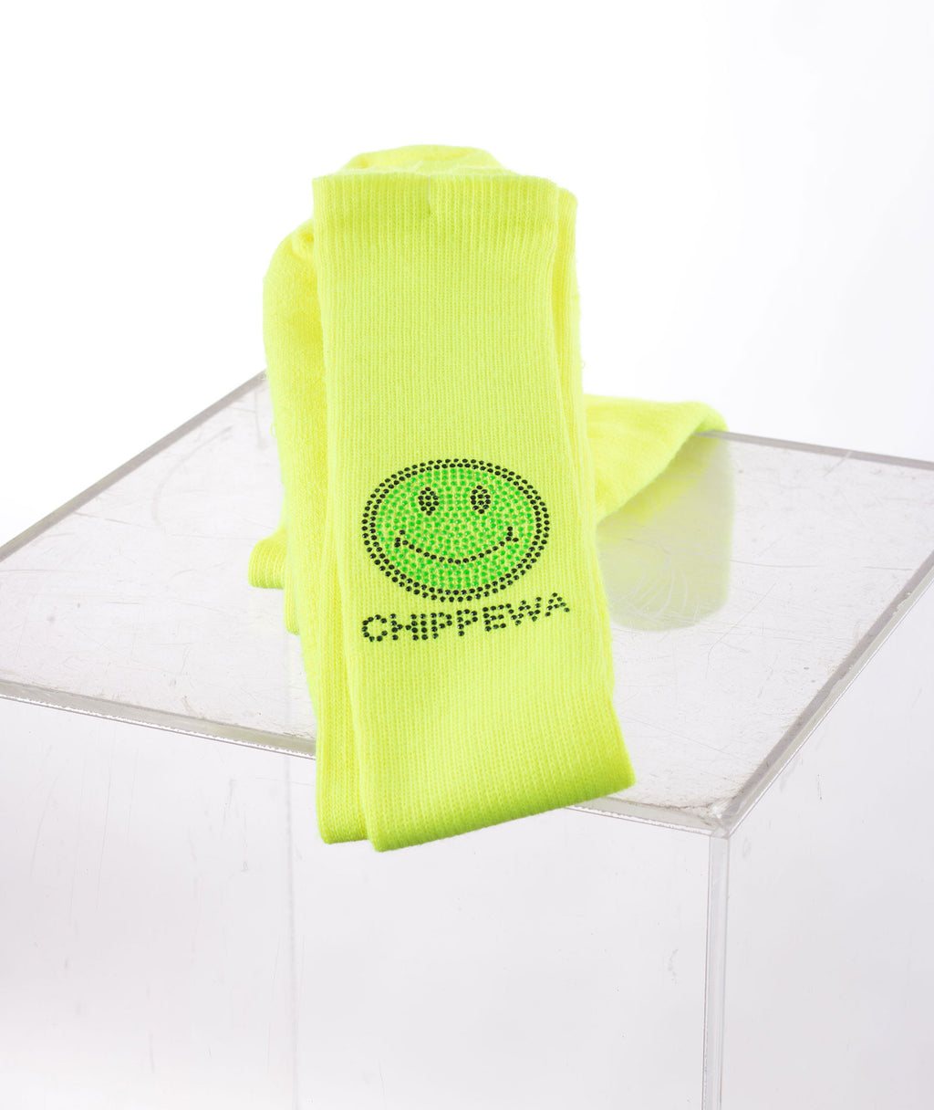 Camp Neon Tube High Socks - Frankie's on the Park