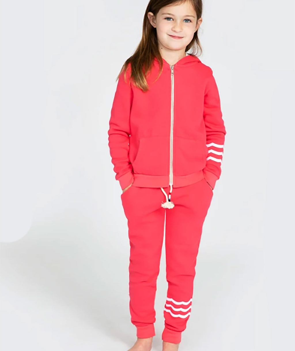 Sol Angeles Girls Watermelon Wave Jogger