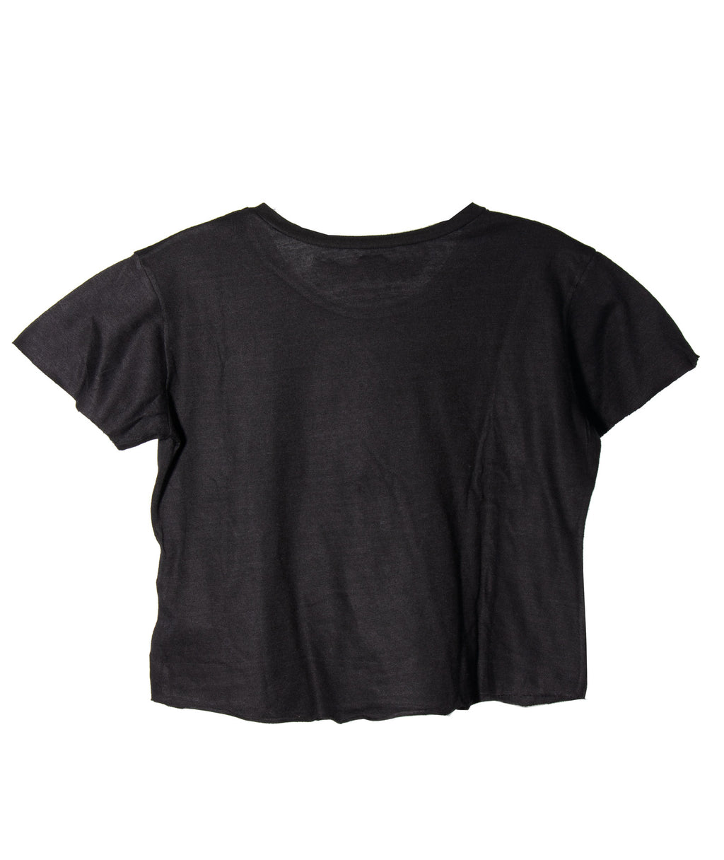 So Nikki Girls Boxy Crop Tee