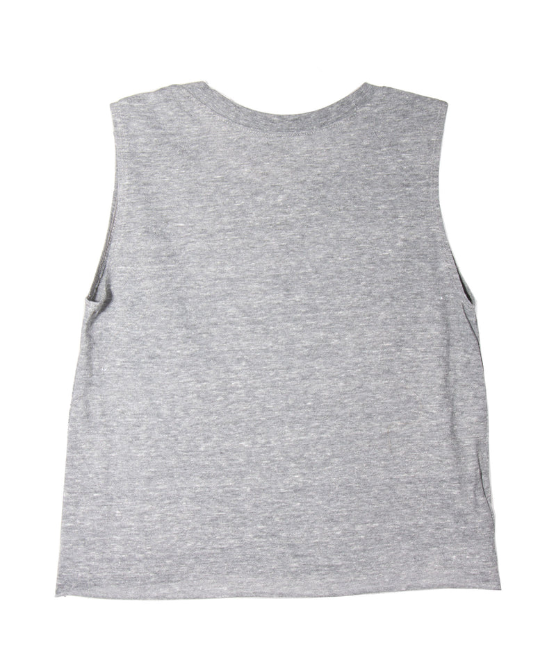 So Nikki Girls Crop Tank