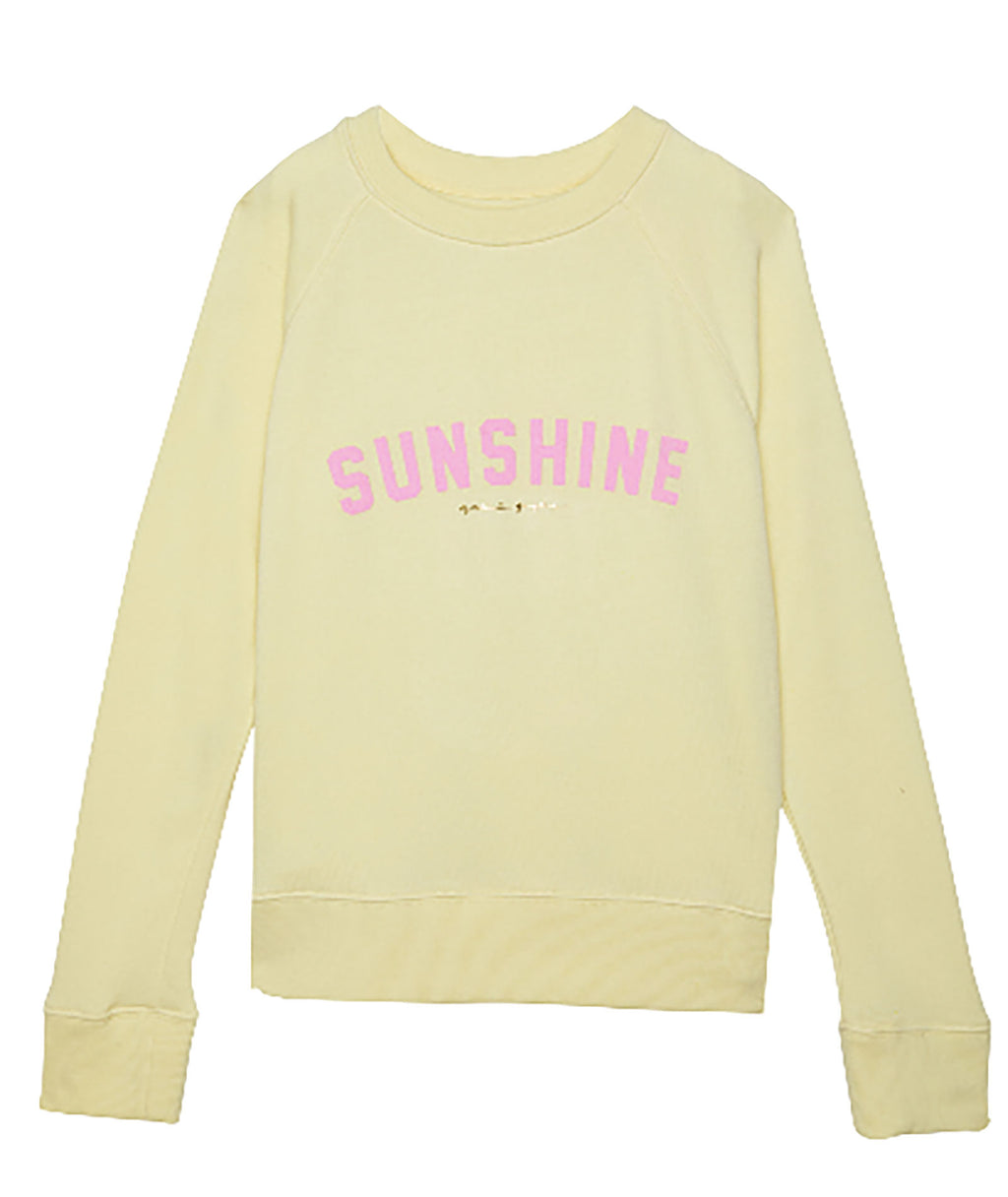 Spiritual Gangster Girls Sunshine Sweatshirt
