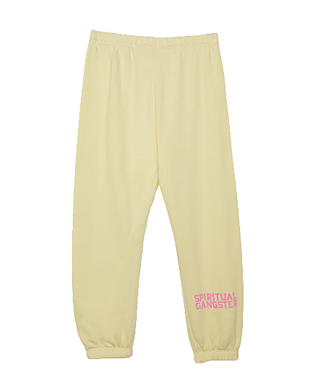 Spiritual Gangster Girls Perfect Glow Sweatpants