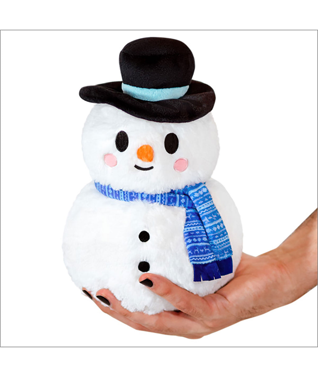 Squishable Mini Cute Snowman