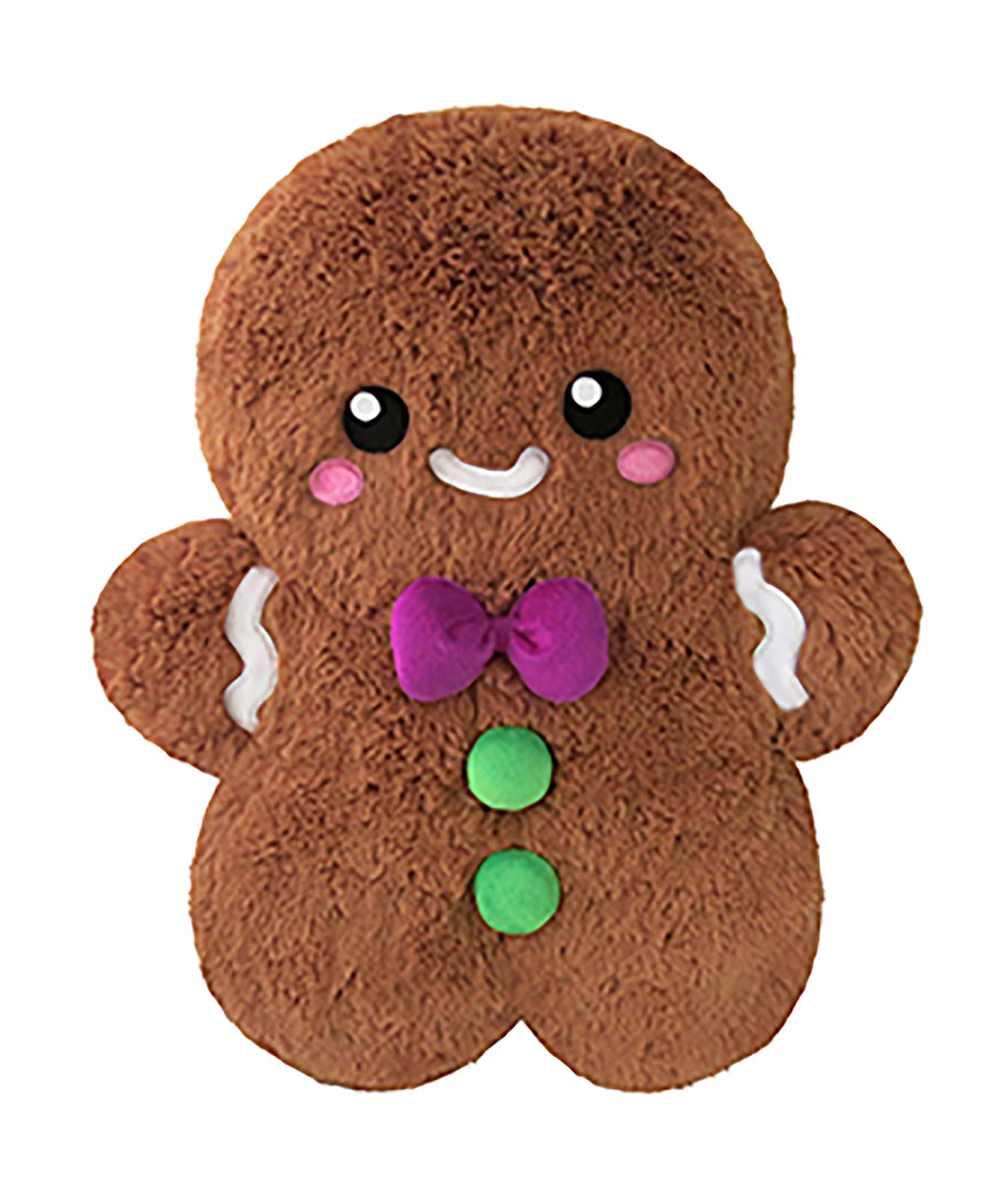 Squishable Gingerbread Man - Frankie's on the Park