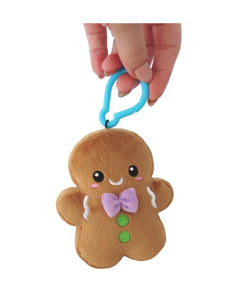 Squishable Micro Gingerbread Keychain - Frankie's on the Park