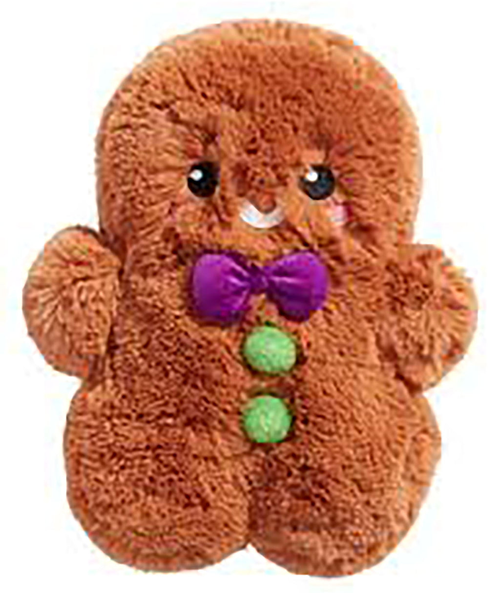 Squishable Mini Gingerbread Man - Frankie's on the Park