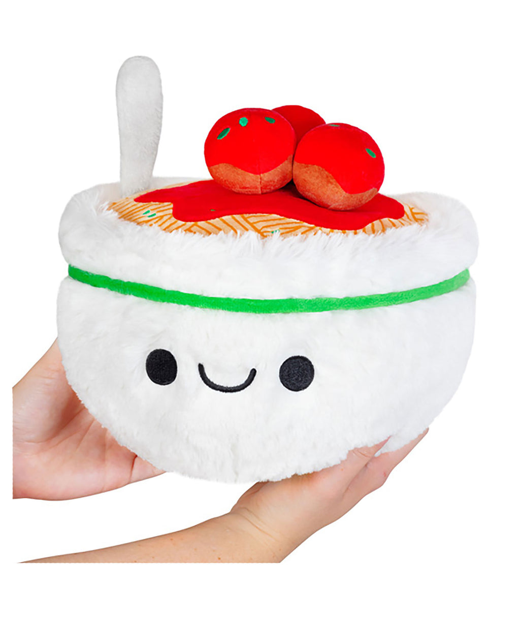 Squishable Mini Spaghetti and Meatballs