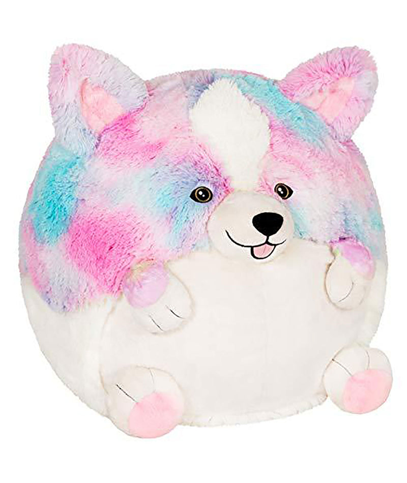 Squishable Cotton Candy Corgi
