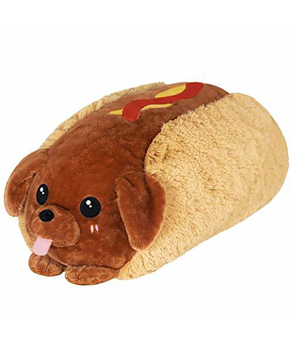 Squishable Regular Dachshund Hotdog