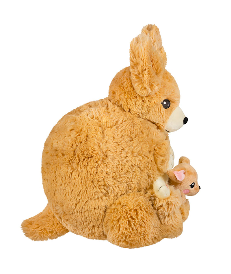 Mini Squishable Cuddly Kangaroo
