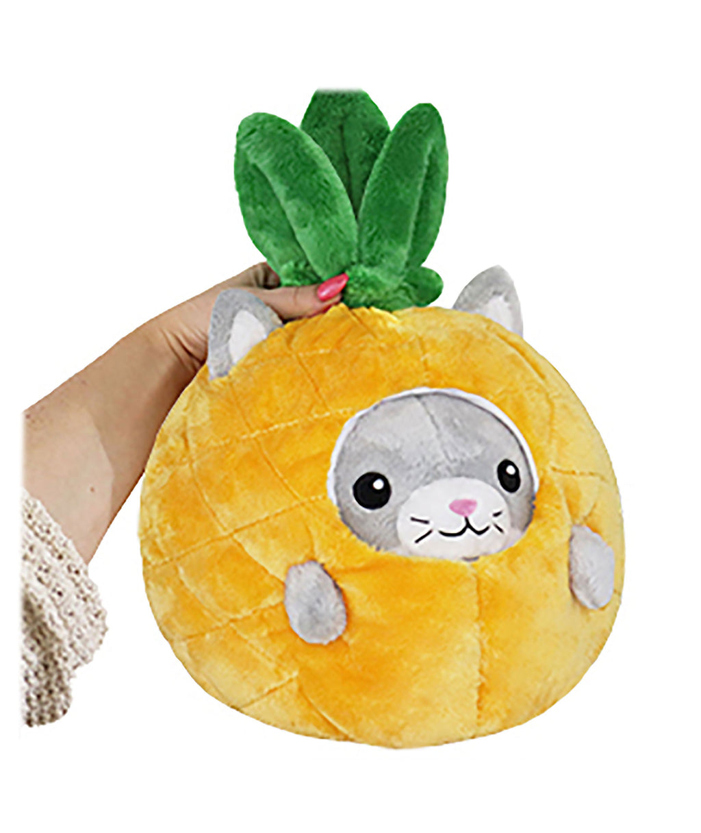 Mini Squishable Undercover Kitty Pineapple