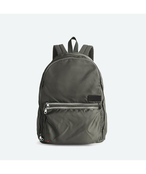 State Bags Lorimer Gray Backpack