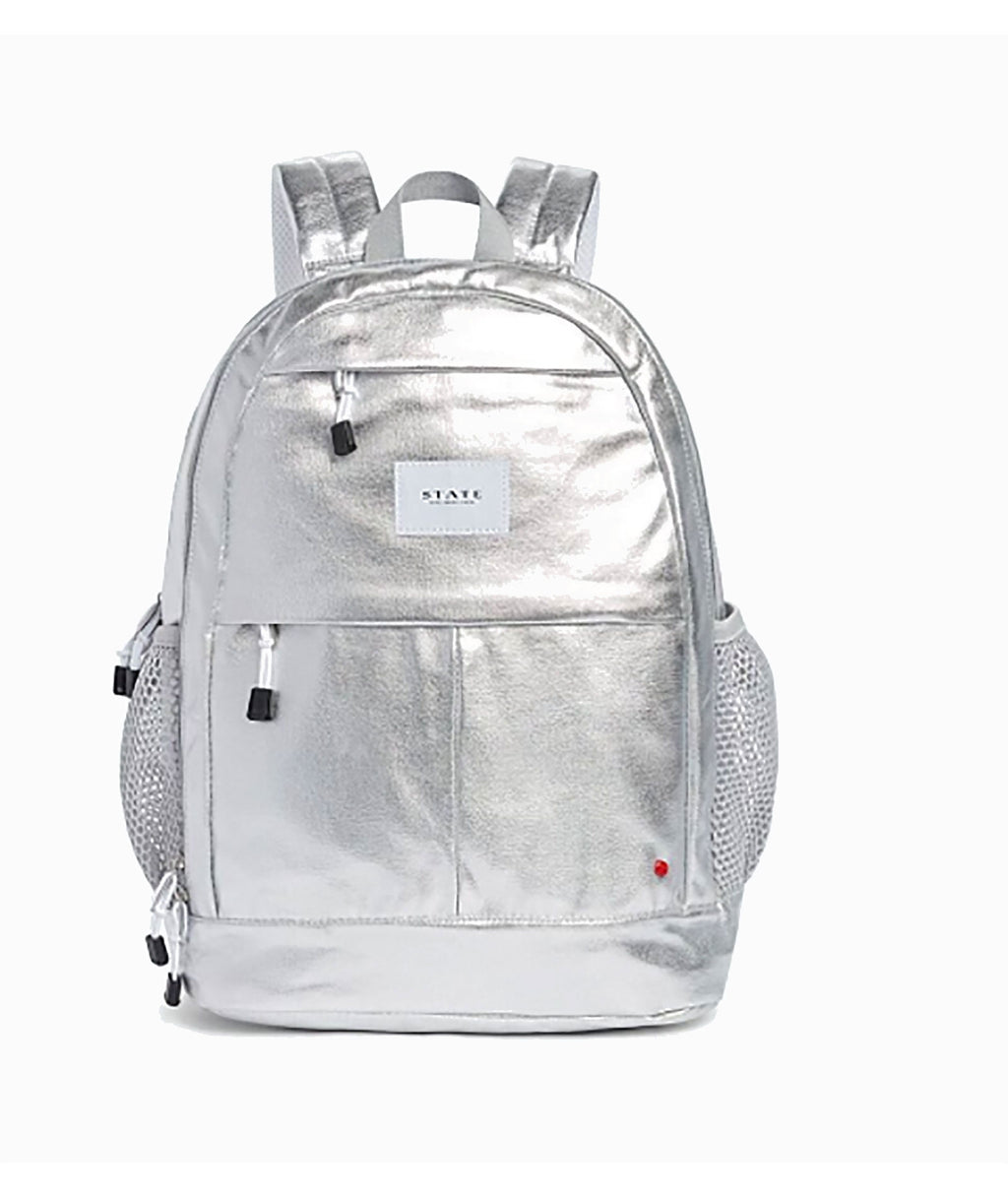 State Bags Leny Backpack Silver
