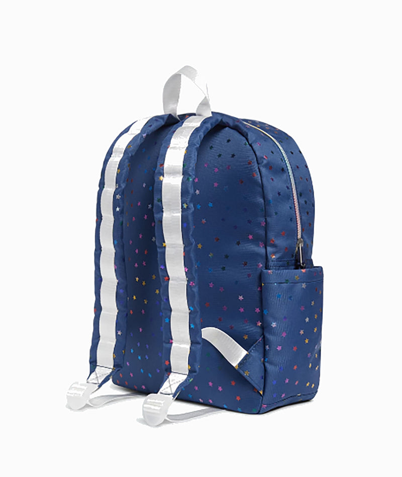 State Bags Kane Backpack Navy Stars