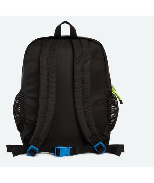 State Bags Leny Black/Blue Backpack