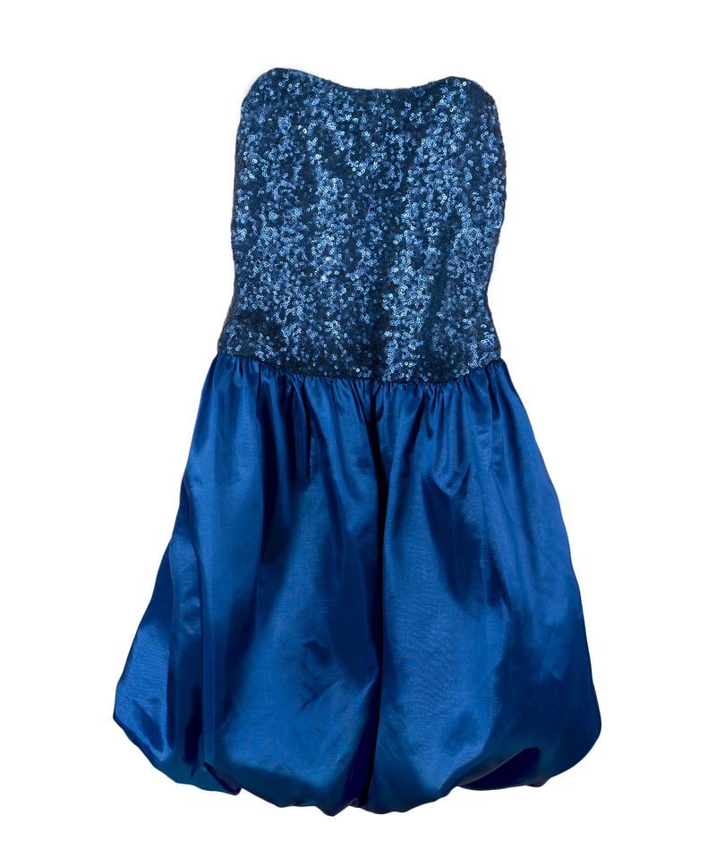 Stella M'Lia Girls Royal Bimba Dress