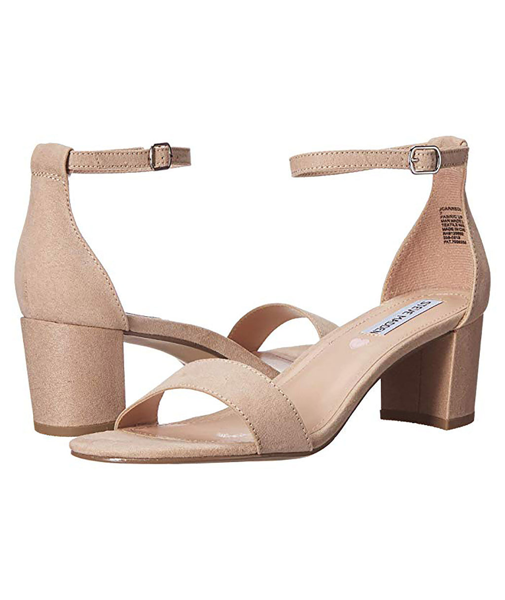 Steve Madden Girls JCarrson Blush Dress Shoes
