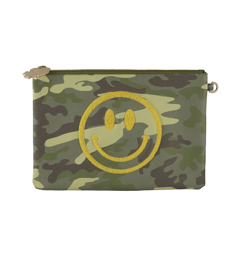 Stoney Clover Camo Smiley Bag