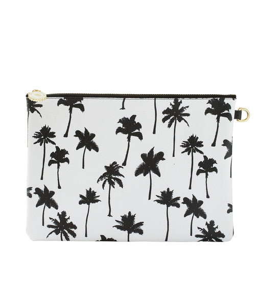 Stoney Clover Palm Trees Pouch