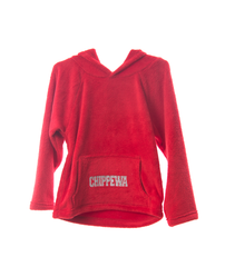 Made with Love and Kisses Girls Chippewa Hoodie