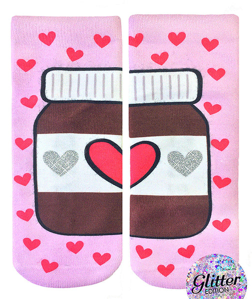 Living Royal Sweet Treat Glitter Socks