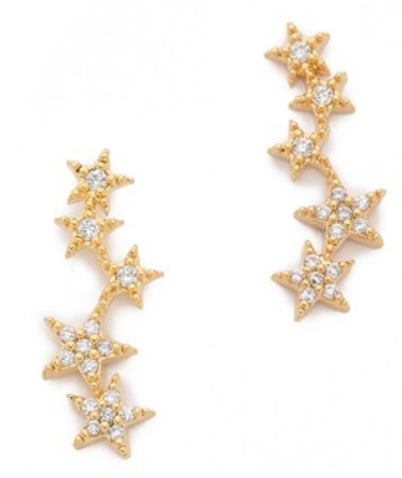 TAI Five Star Constellation Earrings - Frankie's on the Park