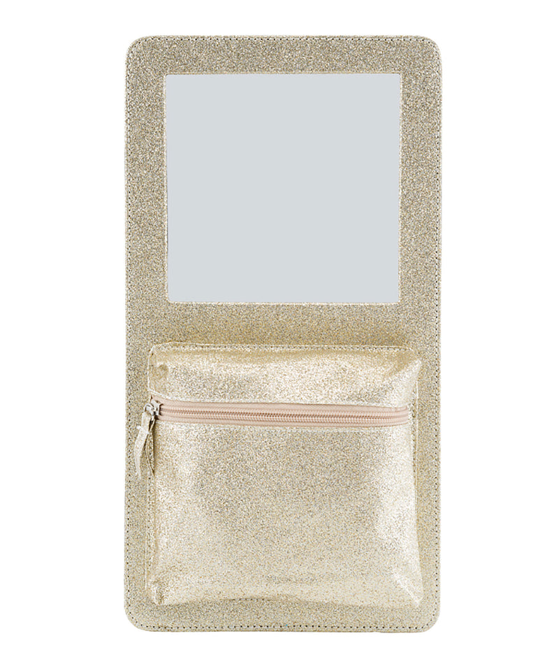 Glitter Locker Mirror