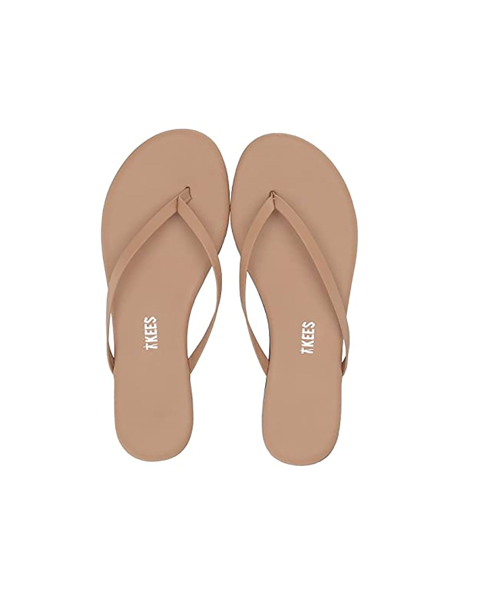 Tkees Women Flip-Flop Cocoa Butter