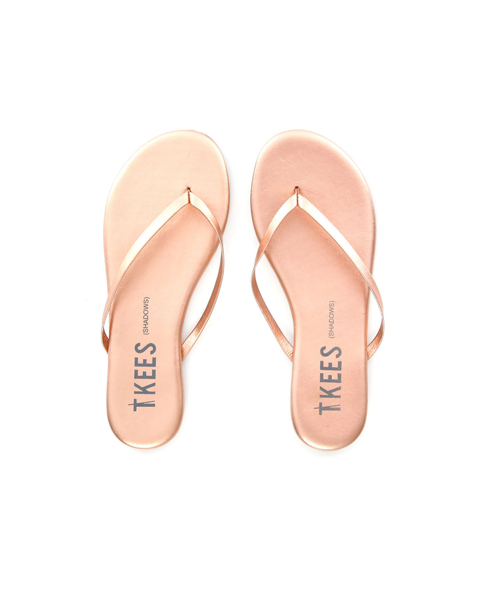 Tkees Women Flip-Flop Beach Pearl