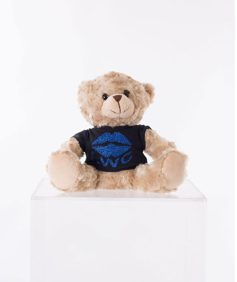 Camp Name Teddy Bear Lips - Frankie's on the Park