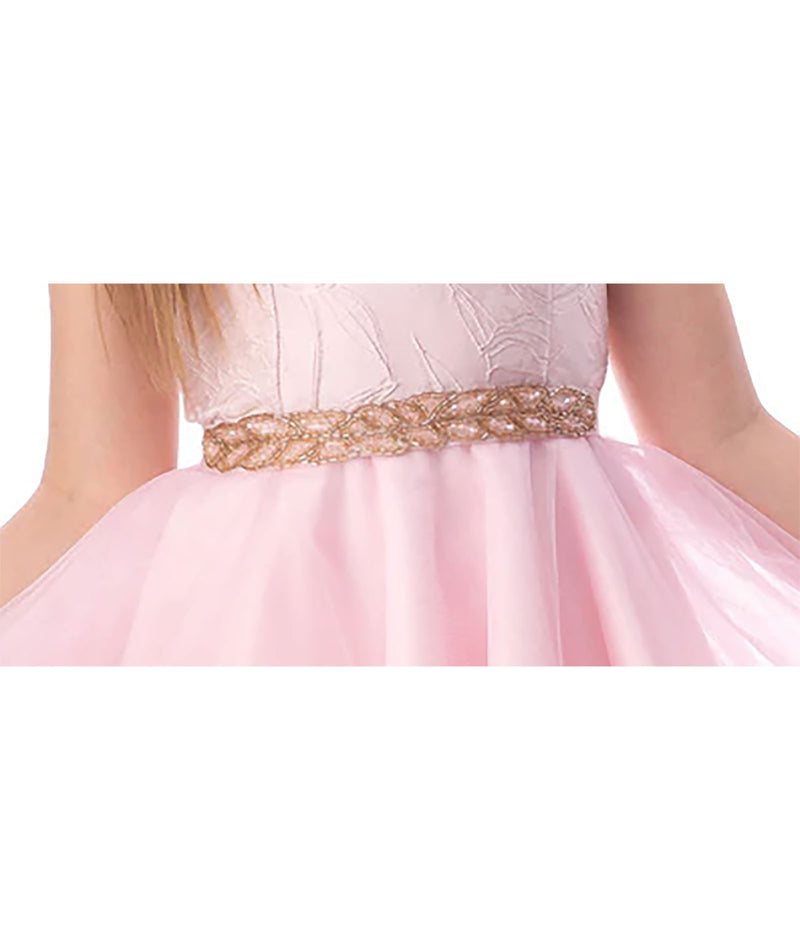 Un Deux Girls Trois Beaded Belt
