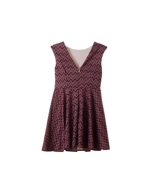Un Deux Trois Girls Bond Party Dress
