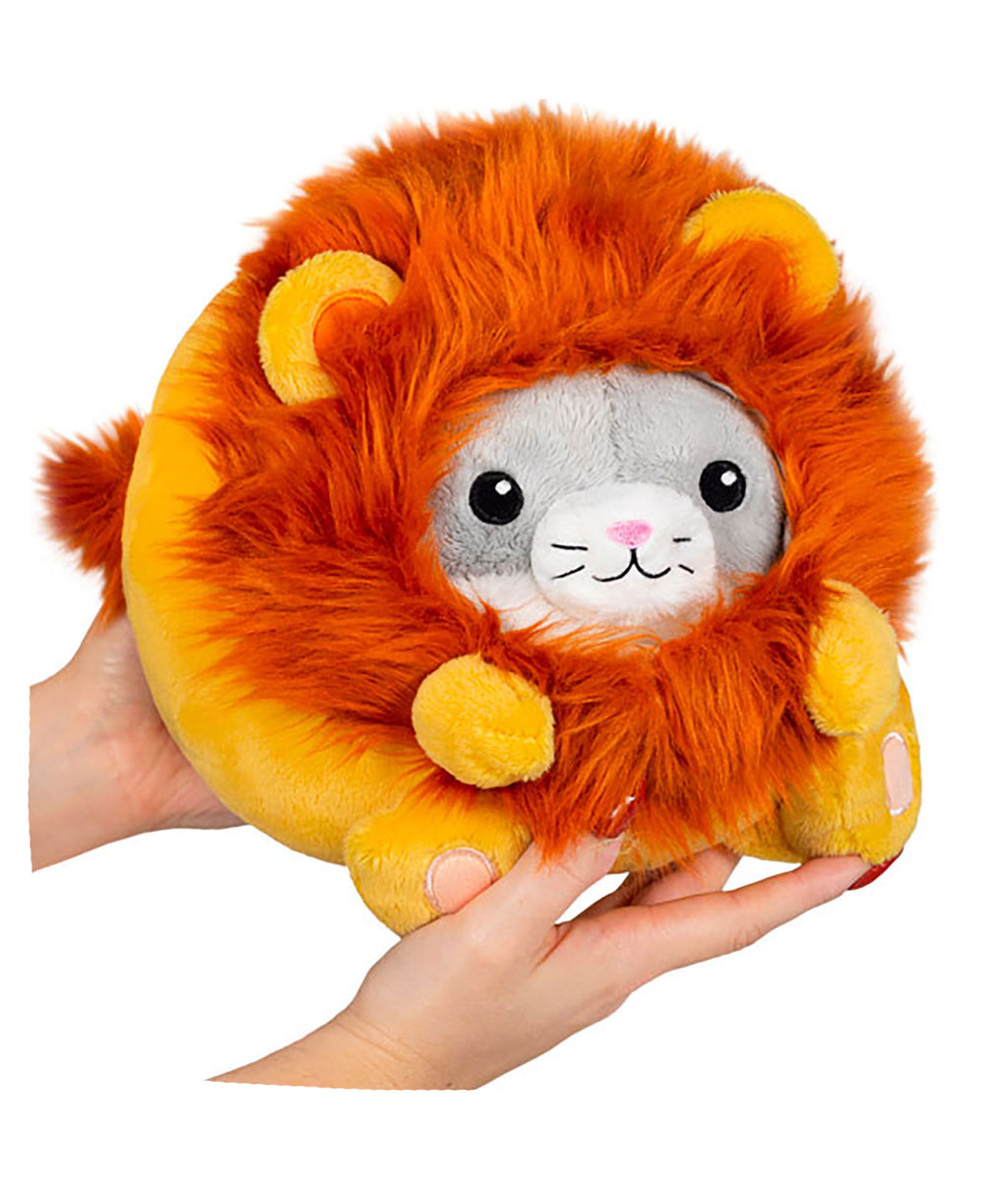 Squishable Mini Undercover Kitty Lion