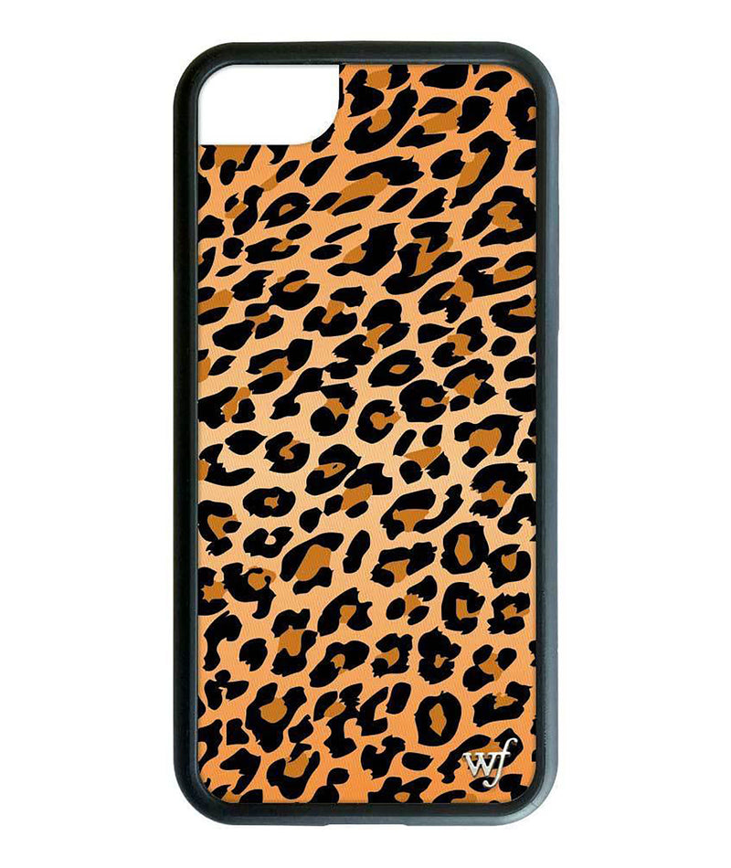Wildflower Phone Case Leopard