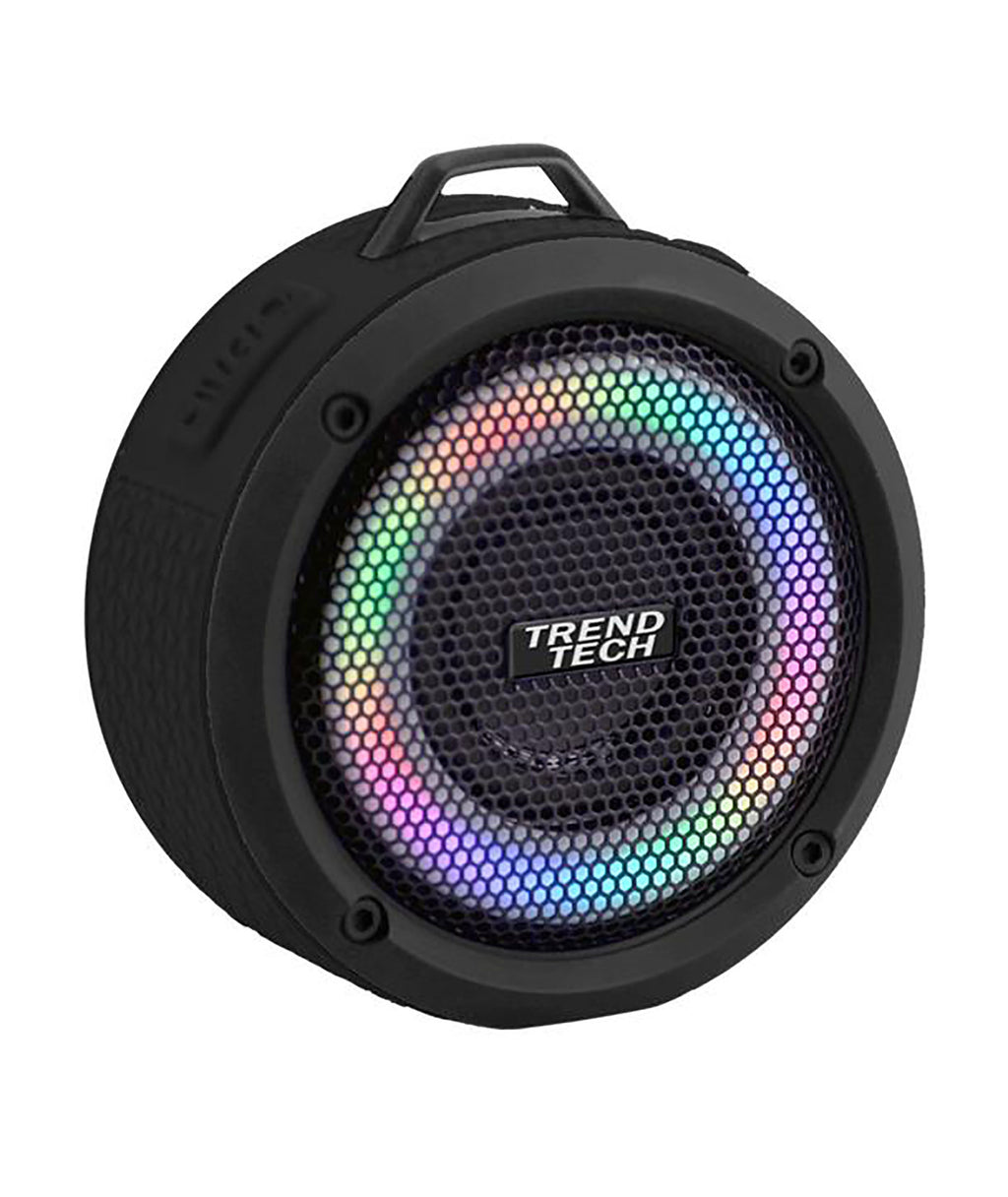 Wireless Express Black Waterproof Speaker