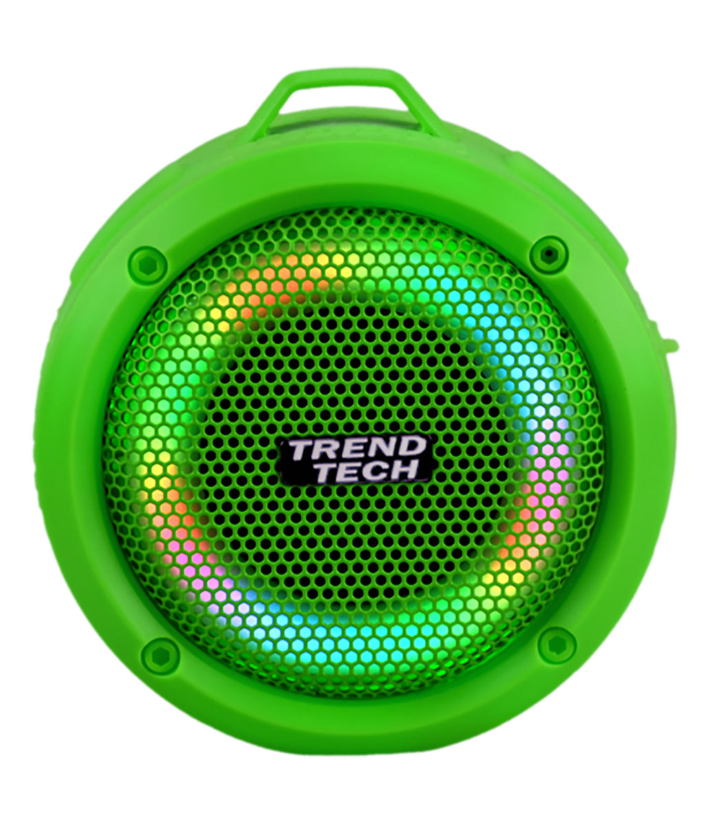 Wireless Express Green Waterproof Speaker
