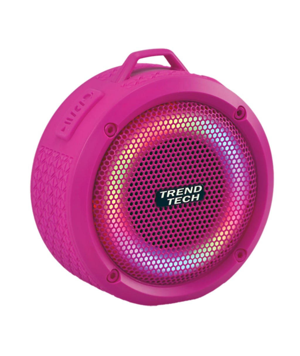Wireless Express Pink Waterproof Speaker