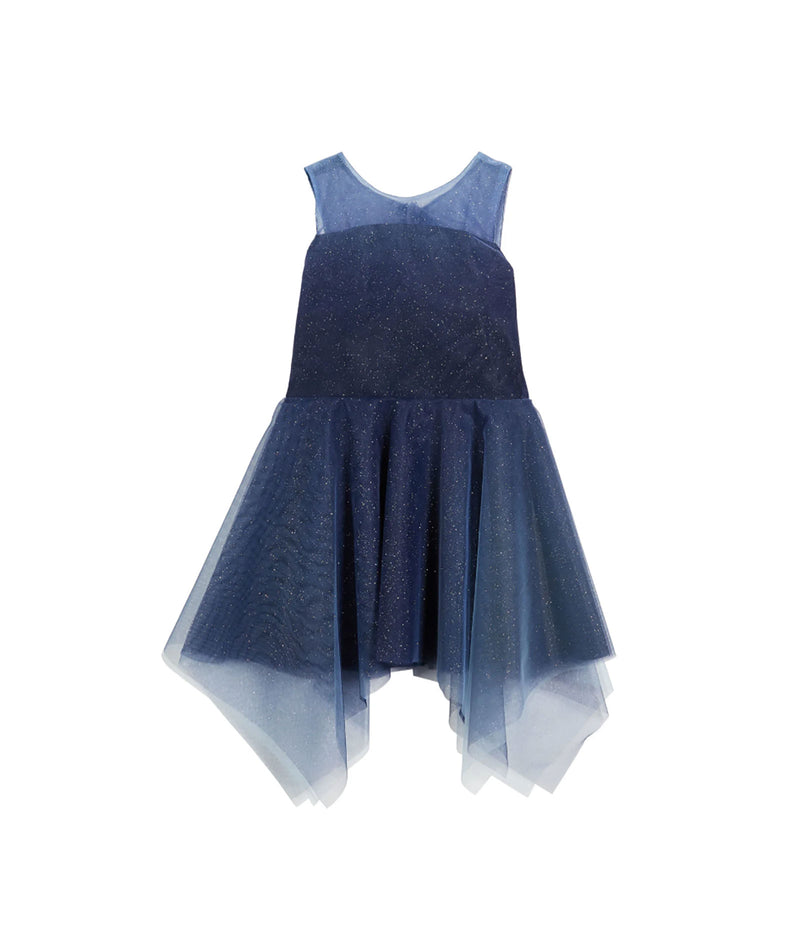 Un Deux Trois Girls Steel Dress