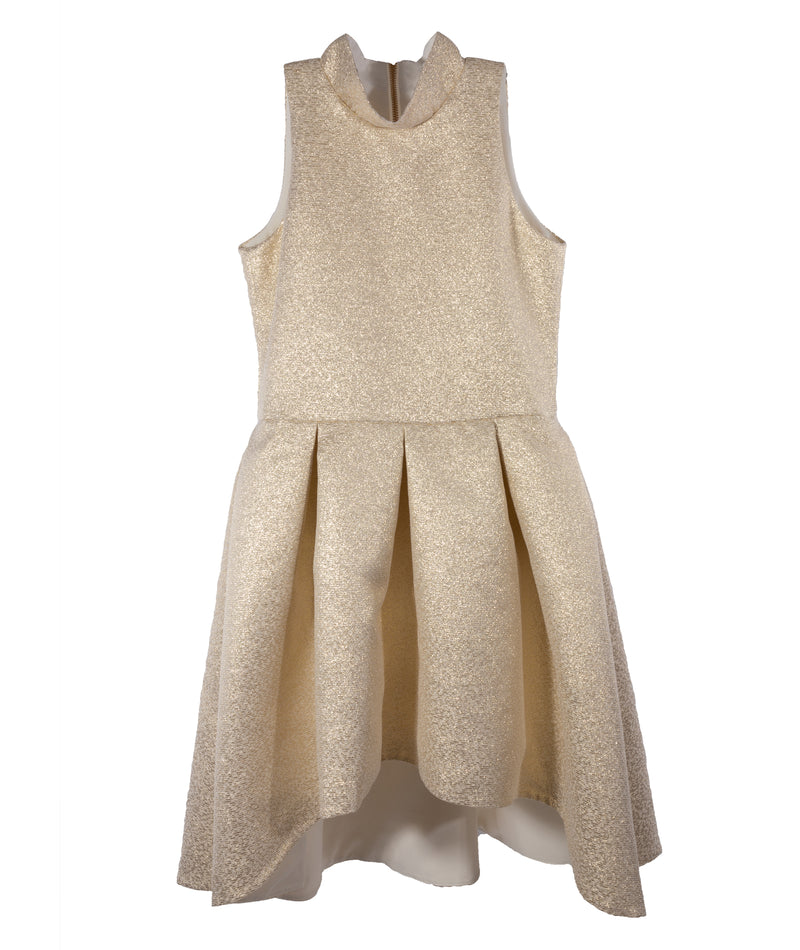 Zoe Ltd. Girls Platinum Dress