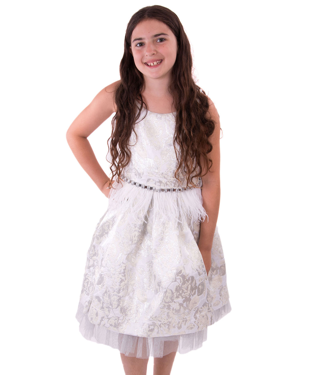 Zoe Ltd. Girls Ella Dress - Frankie's on the Park
