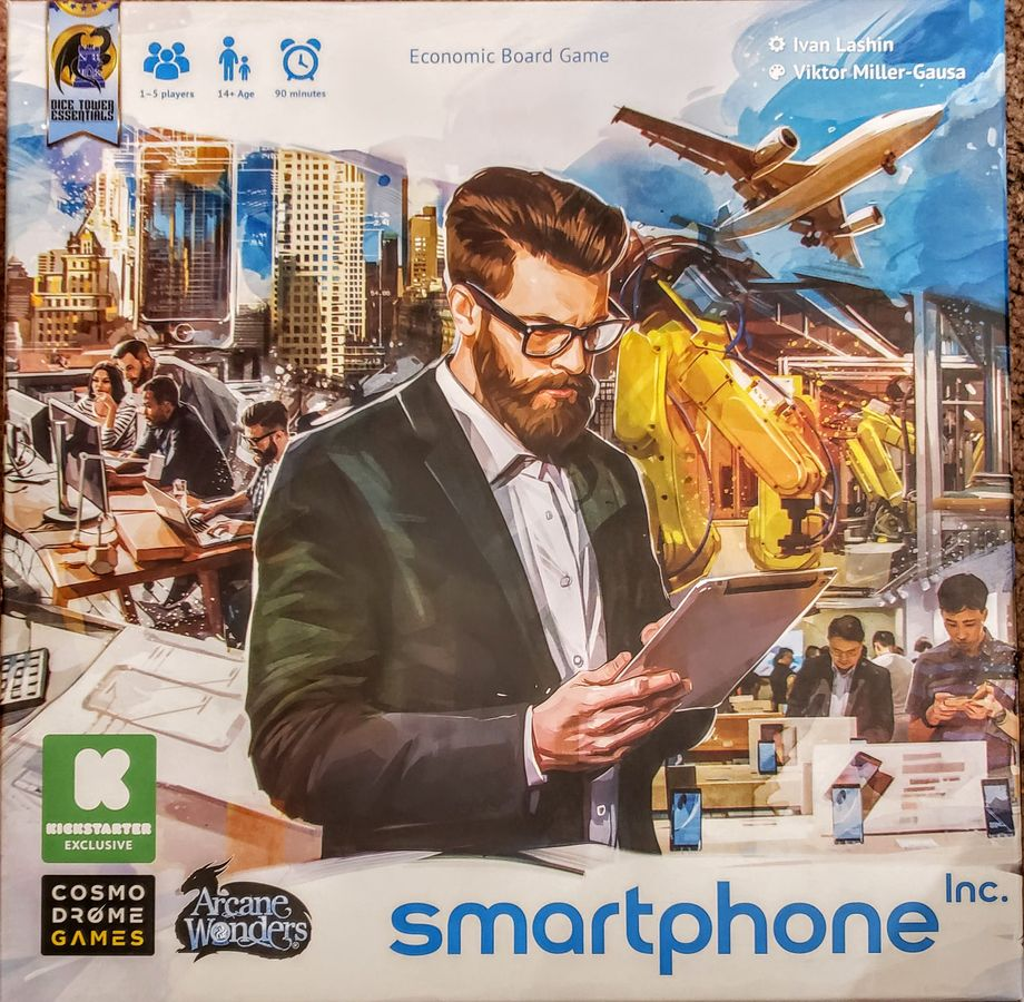 Smartphone Inc (2018) Review