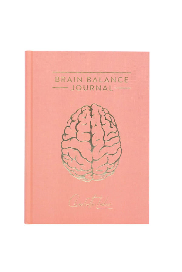 Brain Balance Journal - Licht Oranje (Zomer)