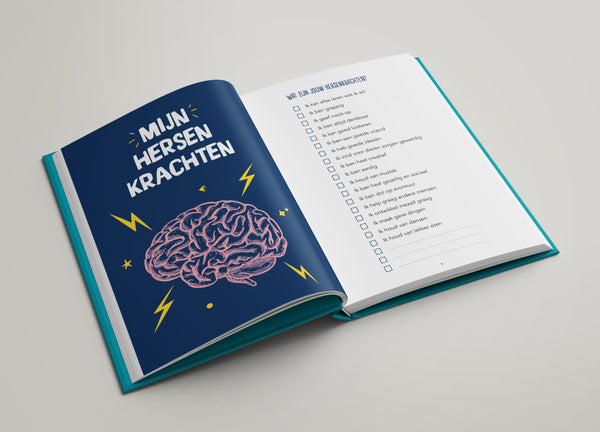Brain Balance teenage journal