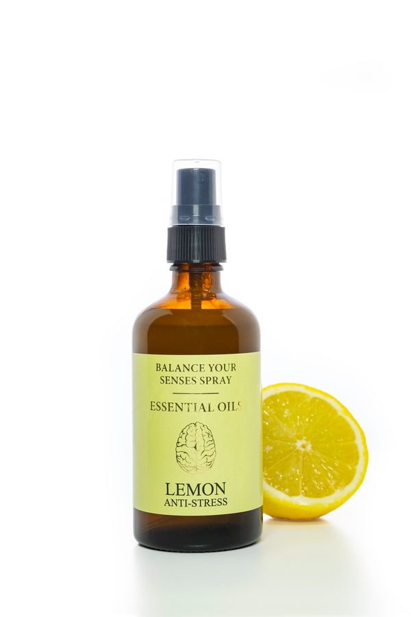 Balance Your Senses spray - Lemon