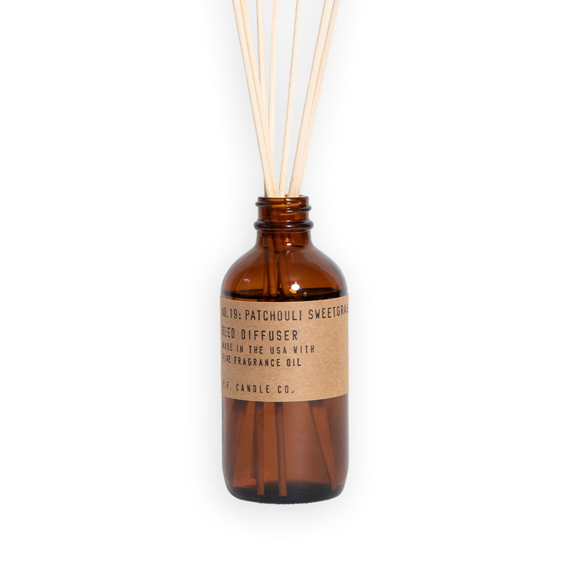 Patchouli Sweetgrass Diffuser