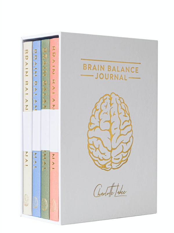 Brain Balance Journal - Verzamelbox