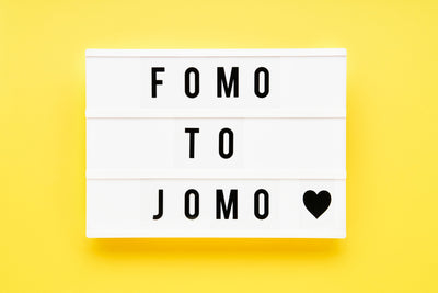 What does JOMO mean?