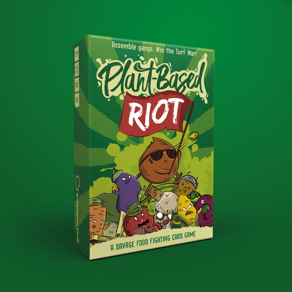 Plant Based Riot game